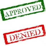 approved denied