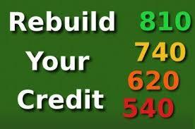 rebuild your score