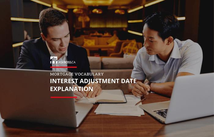Interest Adjustment Date Explanation 700x450X THUMBNAIL