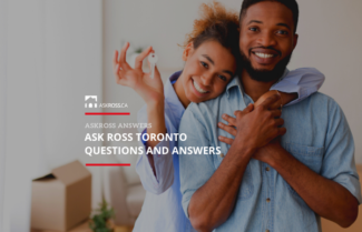 ASKROSS: Toronto Homebuyers' Questions And Answers