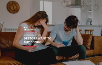 Debtors Want To Buy Condo