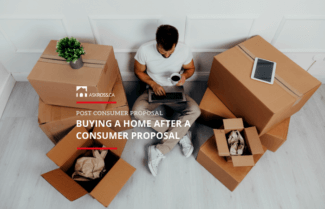 Buying a Home After a Consumer Proposal