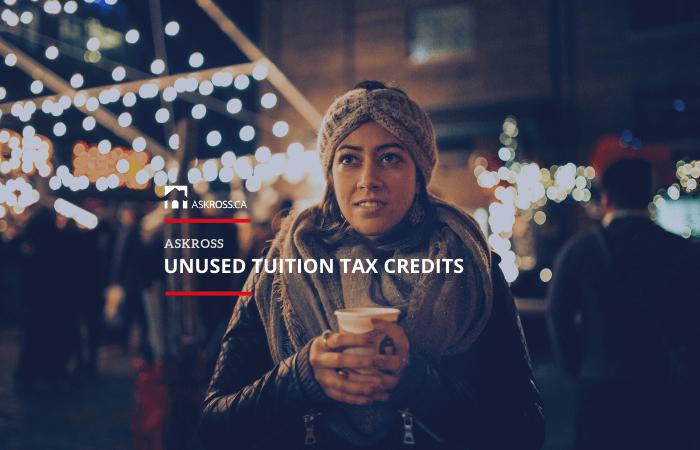 Unused Tuition Tax Credits