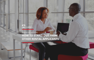How To Stand Out From Other Rental Applicants