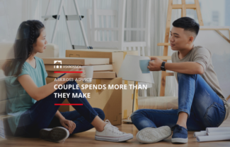 Couple Spends More Than They Make