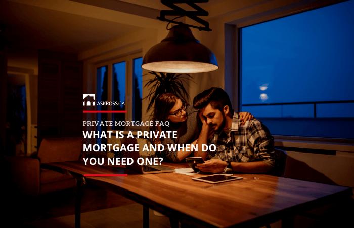 FAQ Private Mortgage