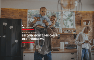 Second Mortgage Can Fix Debt Problems