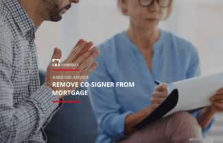 Remove Co-Signer From Mortgage