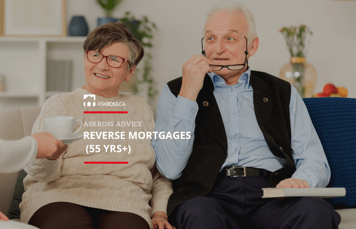 Reverse Mortgages (55 yrs+)