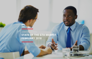 State of the GTA Market February 2018