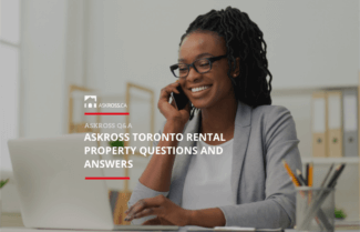 AskRoss Toronto Rental Property Questions And Answers
