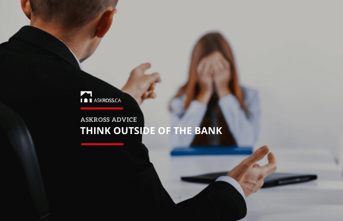 Think Outside Of The Bank