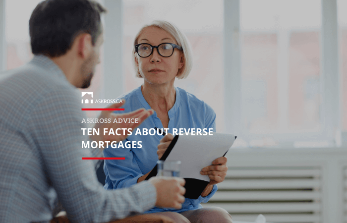 Ten Facts About Reverse Mortgages