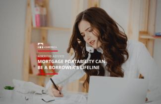 Mortgage Portability Can Be a Borrower's Lifeline