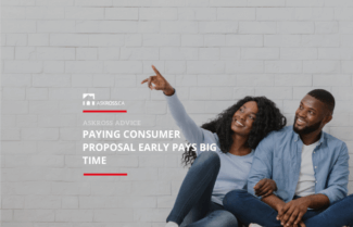 Paying Consumer Proposal Early Pays BIG time