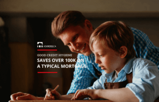 Good Credit Hygiene Saves Over $100K On Typical Mortgage