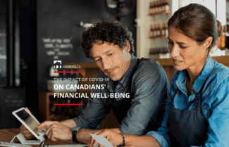 COVID-19 Impact on Canadians' Financial Well-Being