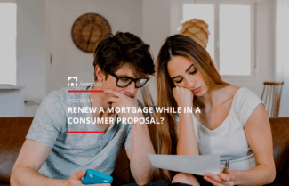 COVID-19 Q & A: Is It Possible to Renew a Mortgage While In a Consumer Proposal?